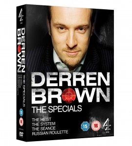 Derren Brown DVD Specials