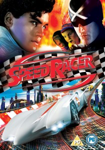 Speed Racer DVD Pack shot