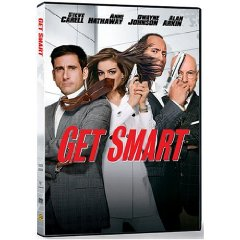 Get Smart DVD Cover