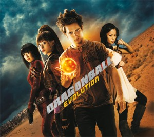 Dragonball Evolution Movie Poster - Click for more