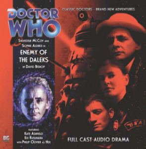 Enemy of the Daleks - Click To Order