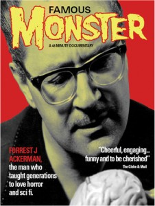 Famous Monster Cover - click to order