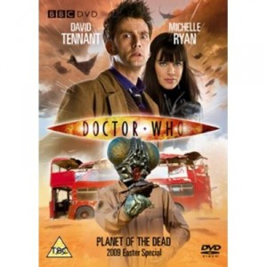 Planet Of The Dead DVD Cover
