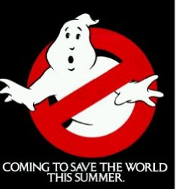 Original Ghostbusters Poster