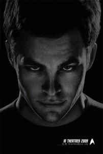 Captain Kirk, Chris Pine