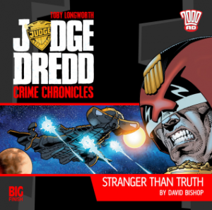 Judge Dredd Stranger Than Truth - Available October
