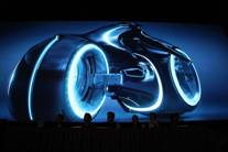 Tron Light Cycle Comic Con Panel Photo