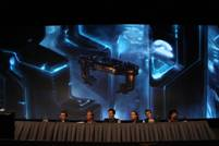 Tron: Legacy Comic Con Panel Image