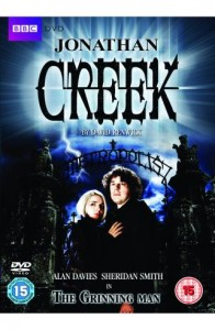 Jonathan Creek The Grinning Man DVD Cover