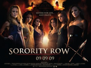 Sorority Row. New Horror Movieassociated image