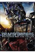 Transformers Revenge Of The Fallen DVD