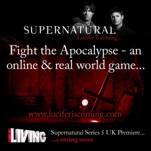 Supernatural Fight The Apocalypse