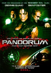Pandorum DVD Cover