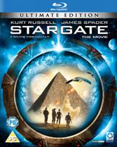 Stargate on Blu Ray