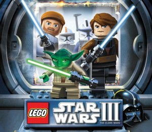Star Wars Lego: Clone Wars Lego Console Game OFFICIALassociated image