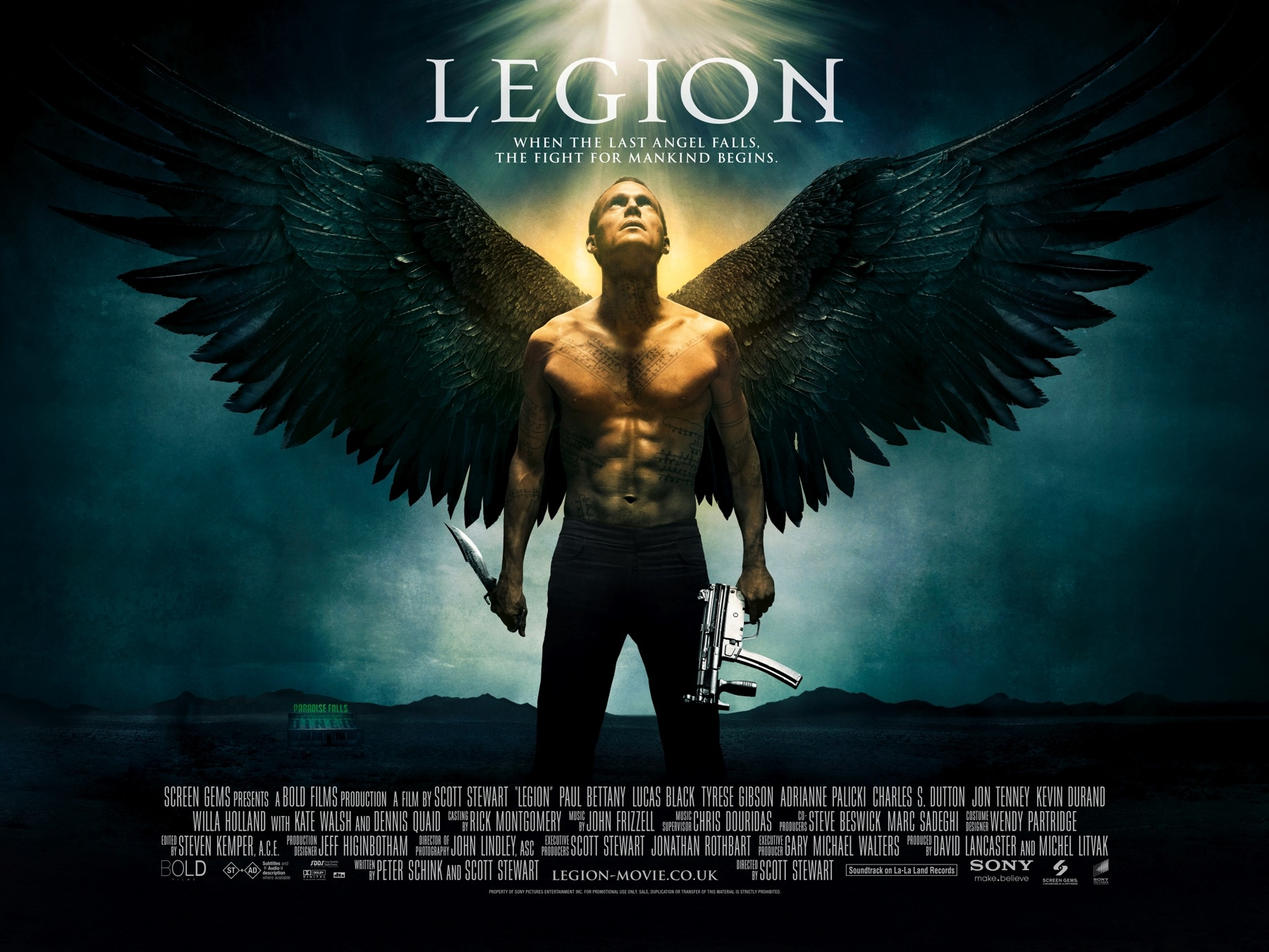 Watch Movie Legion For Free