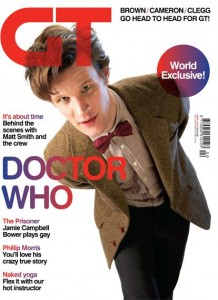 Matt Smith Doctor Who Interview