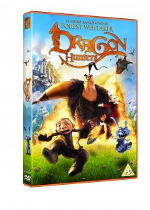 Dragon Hunters CGI Movie DVD