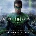 Green Lantern Wondercon Quad Poster
