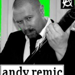 Andy Remic promo photo