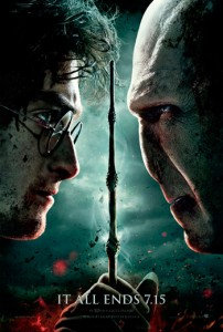 Harry Potter and the Deathly Hallows ? Part 2
