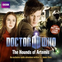 The Hounds of Artemis is read by Matt Smith