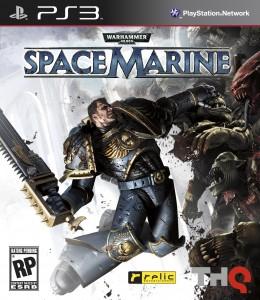 The Warhammer® 40,000®: Space Marine® Playstation 3 Standard Edition
