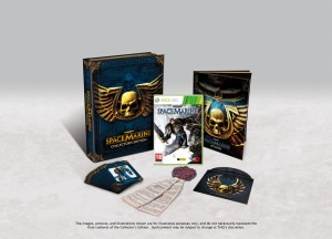The Warhammer? 40,000?: Space Marine? Collector's Edition