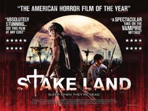 Stake Land Movie Poster (UK)