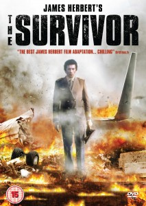 James Herbert's 'The Survivor' DVD