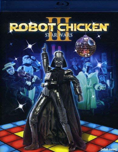 Robot Chicken Star Wars Spoof