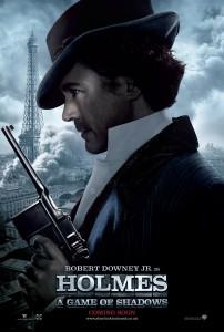 SHERLOCK HOLMES: A GAME OF SHADOWS - IN CINEMAS 16 December 2011