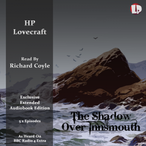 New HP Lovecraft Audiobook read By Richard Coyleassociated image