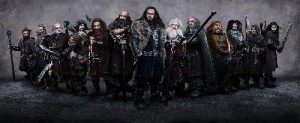 Dwarves - THE HOBBIT: AN UNEXPECTED JOURNEY, a Warner Bros. Pictures release.