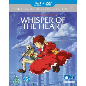 Whisper of the Heart stands up to the more famous films, and can sit alongside them in the pantheon of ?great animated movies?.