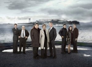 Alcatraz Series 1 Group Character Shot