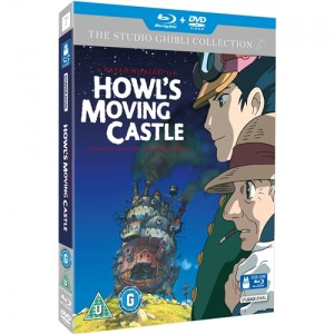 Howl?s Moving Castle Blu Ray