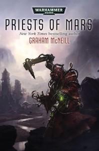 Warhammer 40K: Priests of Mars Book Cover