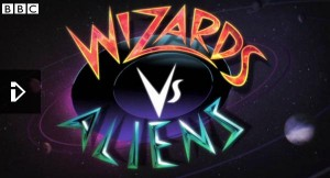 Russell T Davies' Aliens Vs Wizardsassociated image