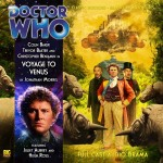 Doctor Who: Voyage to Venus,  Written by Jonathan Morris,  Published by Big Finish