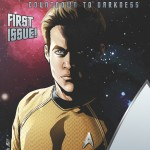 STAR TREK: COUNTDOWN TO DARKNESS Cover A