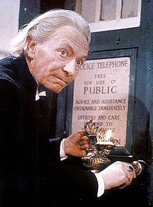 David Bradley as William Hartnell – An Adventure in Space and Timeassociated image