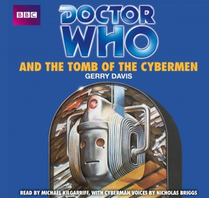Doctor Who and the Tomb of the Cybermen Audio Bookassociated image
