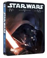 Star Wars SteelBook Blu Raysassociated image