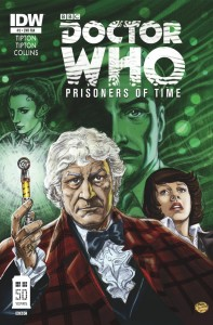 Doctor Who - Prisoners of Time. Issue 3