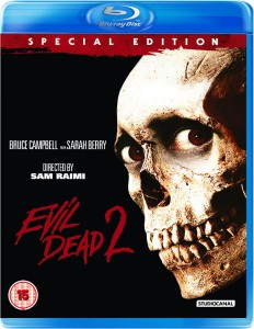 Evil Dead 2 Special Edition Blu Ray