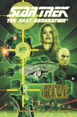 Star Trek TNG - HIVE Comic Book