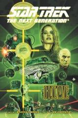 Star Trek TNG - HIVE Comic Book