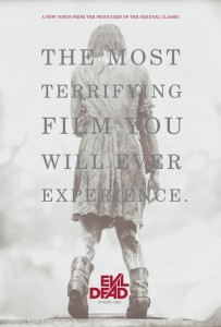 This Evil Dead Review was originally written for the UK cinema release
