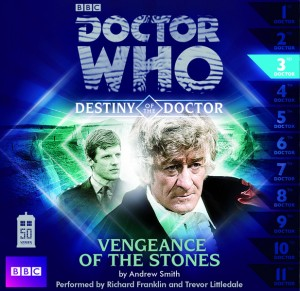 Doctor Who: Vengeance of the Stonesassociated image